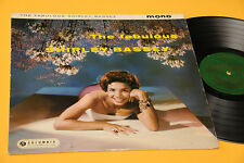 SHIRLEY BASSEY LP THE FABULOUS ORIG UK MONO VERSION LAMINATED COVER
