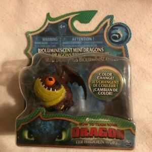 How to Train Your Dragon Hobgobbler Mini Dragon Action Figure (NEW+SEALED)