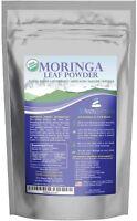 1 lb. Premium Organic Moringa Oleifera Leaf Powder. Certified USDA. Made in USA.