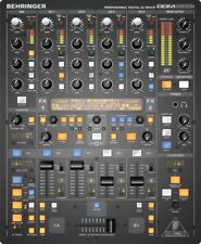 Behringer DDM4000 DDM4000 5-Channel Digital DJ Mixer New