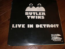 Butler Brothers LP Live In Detroit AUTOGRAPHED