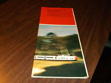 OCTOBER 1968 CANADIAN NATIONAL/GRAND TRUNK WESTERN SYSTEM TIMETABLE