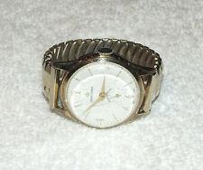 Vintage Working BERCONA Ladies Wrist Watch with Flex Band