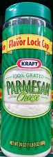 Kraft ~ 100% Grated Parmesan Cheese - 24 oz - Pizza, Pasta, Sauce, Italian