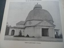 1912 Berlin Krematorium