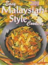 Australian Women's Weekly Easy Malaysian Style Cookery AWW Cookbook Womens Cook
