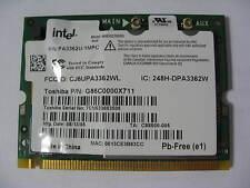 Intel WM3B2200BG 802.11b/g Mini PCI Wireless Card K000026880