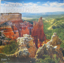 School Project National Parks Calendar 2016 12 Pictures Teaching Supply Craft