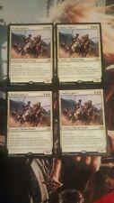 x4 Thalia's Lancers Elrdritch MTG Magic the Gathering Playset Rare Cards Lot x 4