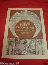 Dover Fine Art, History of Art: Mucha's Figures Decoratives by Alphonse M....