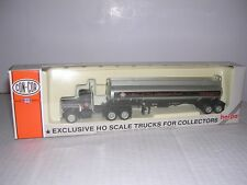 "CON-COR #1030  Kenworth 10 Wheel Cab w/Tank Trailor ""Texaco"" Built-up H.O."