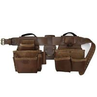 Style n Craft  98434 - 17 Pkt - 4 Piece Pro Framer's Combo in Top Grain Leather