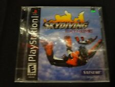 Skydiving Extreme (Sony PlayStation 1, 2001) Brand New Factory Sealed