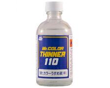 Mr. Hobby T102 Mr. Color Thinner - Diluant (110ml) Modélisme