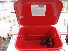 3.5 Gallon Parts Washer w/ Electric Pump Automotive Shop Tools and Equipment NOB