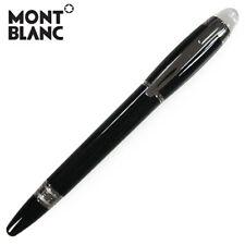 MONTBLANC StarWalker Midnight Black Rollerball / Fineliner Pen NEW in BOX!