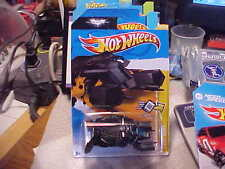 Hot Wheels 2012 New Models Batman The Dark Knight Rises THE BAT