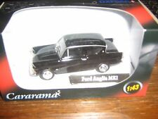 CARARAMA DIE CAST- FORD ANGLIA Mk 1 - IN BLACK 1:43 (the 105E)