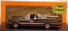 1960er Batmobile mit Batman und Robin fertig, 1:24, NJCr 2016 ganz neu, neu, neu