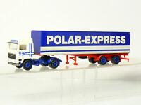 Herpa LKW  Volvo Sattelzug  Polar Express    1:87 / H0