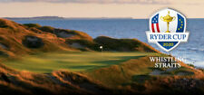 1 2021 RYDER CUP SATURDAY GROUNDS GOLF TICKET WHISTLING STRAITS TICKETS 9/25