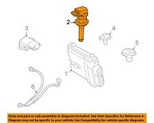 VOLVO OEM 04-09 S60-Ignition Coil 30713417