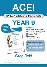 NAPLAN*-style Literacy Practice Tests Year 9 with Year 9 Reading Magazine