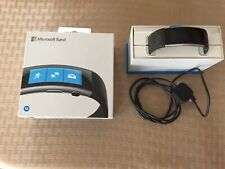 Microsoft Band 2 Fitness MED Smart Watch 1721 MU4-00002 - LCD & BAND LOOK GOOD