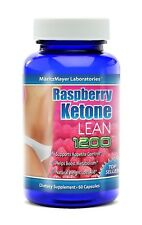 MaritzMayer Raspberry Ketone Lean Advanced Weight Loss Supplement 60 Capsules