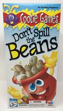 Milton Bradley Cootie Games Don't Spill The Beans - The Bean Balancing Game