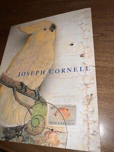 JOSEPH CORNELL- Allan Stone Gallery- NY 2002 S/C VG++ 43 Illustrations-