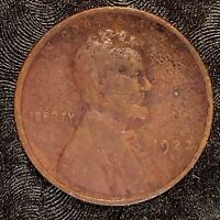1922-D Lincoln Cent - High Quality Scans #D670