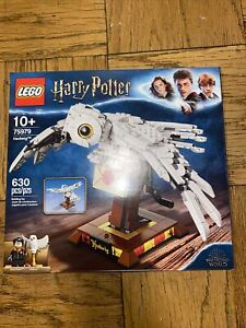 LEGO Harry Potter 75979 Back To Hogwarts Hedwig The Building Magical Creature