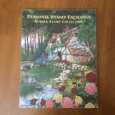 PSX 240 Pages Personal Stamp Exchange Rubber Stamp Catalog 1999-2000