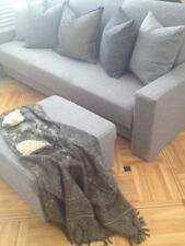Up to 3 Seats Solid Click Clack Sofa Beds