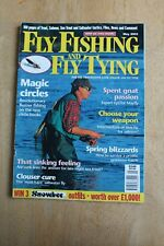 Fly Fishing and Fly Tying Magazine - May 2003