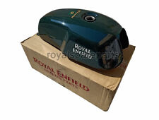 Royal Enfield GT Continental 535 Petrol Gas Fuel Tank Green