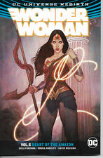 Dc Universe Rebirth - Wonder Woman Vol 5 - Heart of the Amazon - Softcover / New