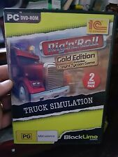 Rig'N'Roll Gold Edition - PC GAME - FREE POST