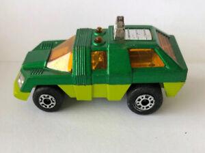 VINTAGE Matchbox -Superfast - #59 Planet Scout - Hot Wheels 1975 England