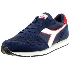 Diadora Simple Run Herren Sneaker Sportschuh Blau