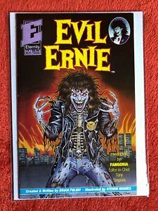 EVIL ERNIE #1 Malibu/Eternity Comics 1st App Lady Death 1st App Evil Ernie HTF