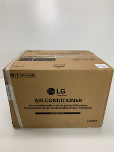 NEW IN BOX LG Electronics 5,000 BTU Window Air Conditioner w/ Manual Controls