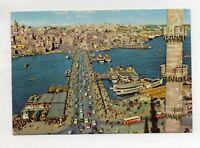 Turchia - ISTANBUL - il ponte di Galata (B3330)