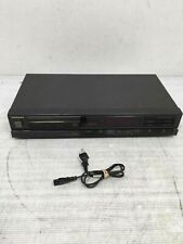 Vintage Technics Sl-P150 Single Disc Compact Disc Cd Player w/ Ac Cord