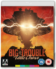 Big Trouble in Little China 5027035010502 With Kurt Russell Blu-ray Region B