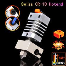 iU3D Swiss CR10 All metal Hotend Titanium BREAK For Ender 3 /V2 / Pro CR-10 etc