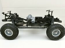 Axial 1/10 SCX10 II Rock Crawler Chev edition Roller Rolling Chassis OZRC
