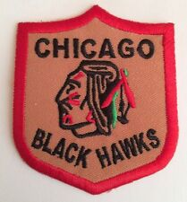 9d8060f6991 Chicago Blackhawks Vintage Embroidered Iron On Patch Awesome Patch 3