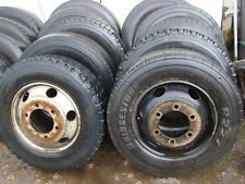 17.5 INCH WHEEL AND TYRES FOR AFRICA EXPORT FARM TRAILER HORSEBOX SPARES ETC